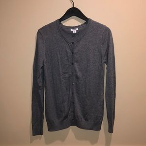 *NEW* Old Navy Grey Button Cardigan